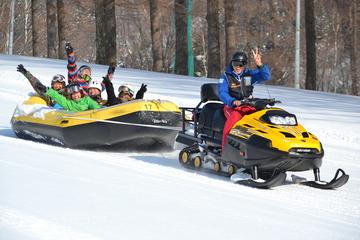 <span>スキーやスノーボードの合間に!!</span>お昼休憩や帰り際に気分を変えてぜひお仲間でぜひ!